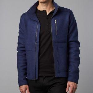 NWT Nau 'Felt Over Jacket' 100% Merino Wool